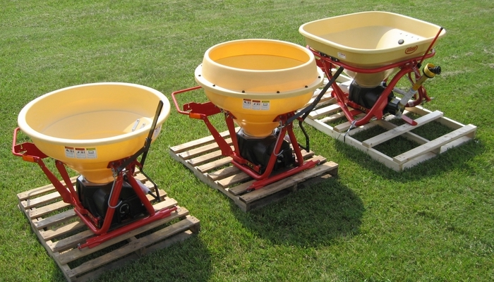 Vicon Spreaders