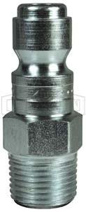 """1/2"""" MPT Steel Plug"""