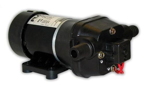 Flojet 4300-504 12 Volt Pump 4.9 GPM