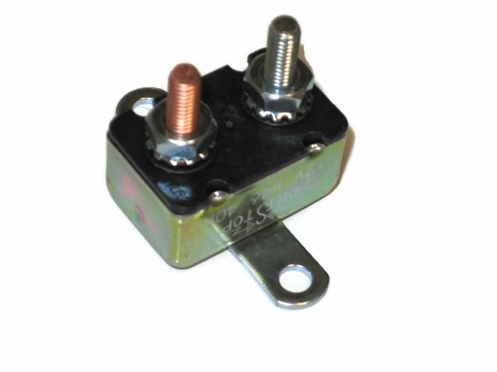 Hose Reel 40 amp Circuit Breaker