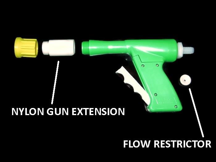 Flow Reducer