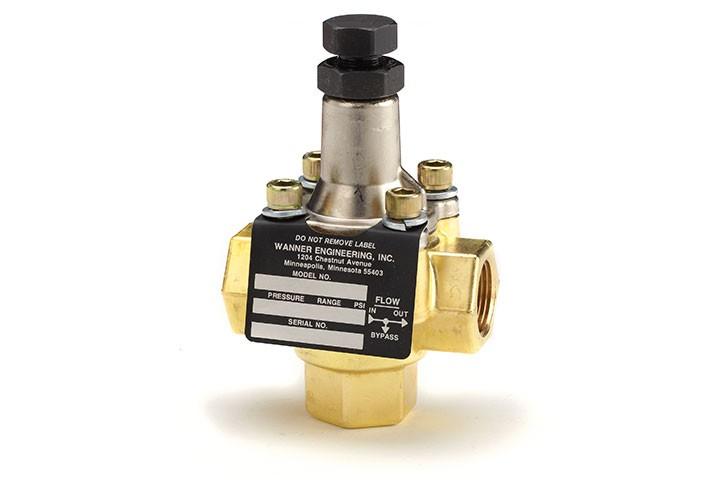 Wanner Hydra Cell C22 50-500 PSI Pressure Regulator