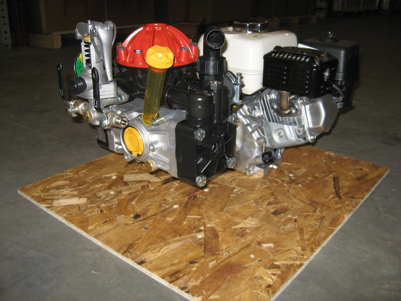 Hypro D50GRGI-160EH  D50 & Honda GX160 Electric Start