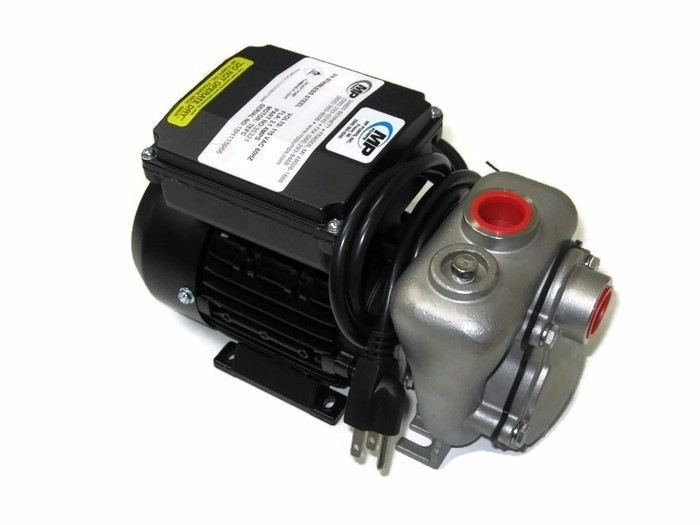 MP Pumps 115-volt Stainless Steel Transfer Pump