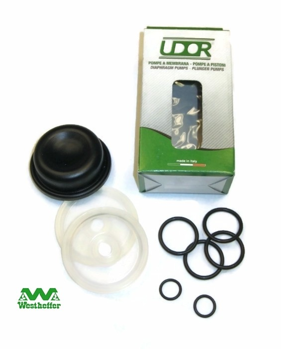 UDOR Kappa 12 Volt repair Kit