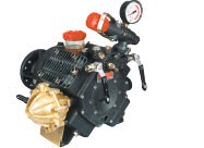 Udor KAPPA-100/GR Diaphragm Pump