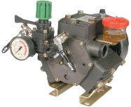 UDOR KAPPA-43/GR Pump w/Gearbox