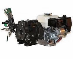 Udor KAPPA-55/GR and Honda GX160 Electric Start