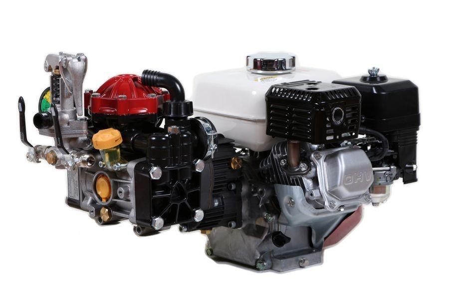 Hypro D30GRGI-160H  D30 & Honda GX160 Assembly Recoil Start
