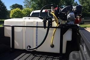 200 Gallon Space Saver Sprayer