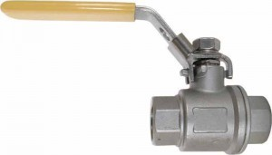 "2"" Stainless Steel 1000 PSI Ball Valve"