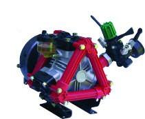 Udor ZETA-40E/GR Diaphragm Pump