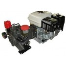 Hypro D403GRGI & Honda GX160 Engine Assembly Recoil Start