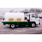 800 Gallon Lawn Spray Truck