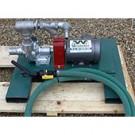 316 Stainless Steel Bulk Herbicide Pump EPDM Seals 5hp Single Phase No Meter
