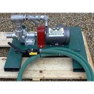 316 Stainless Steel Bulk Herbicide Pump Less Meter, Viton Seals, 5 hp, Single Phase