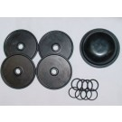 Udor Kappa-55 Diaphragm Kit 8700.25